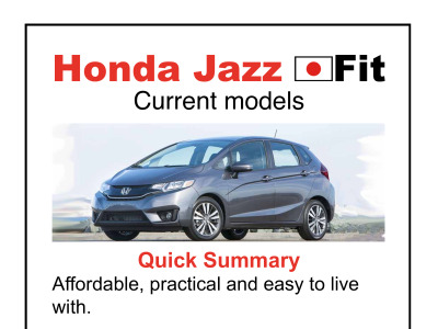 Honda · Fit 2014   2020